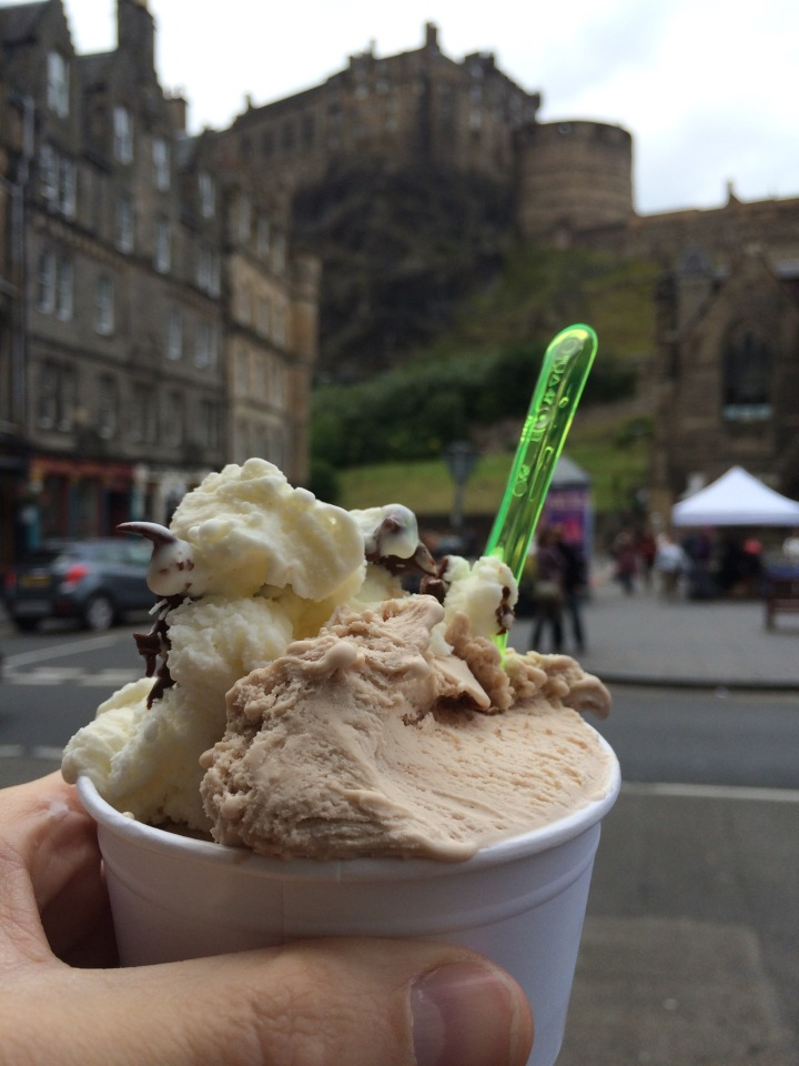 Sweet Eats around Edinburgh