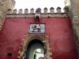 Puerta del Leon