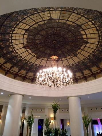 Hotel Lounge Ceiling
