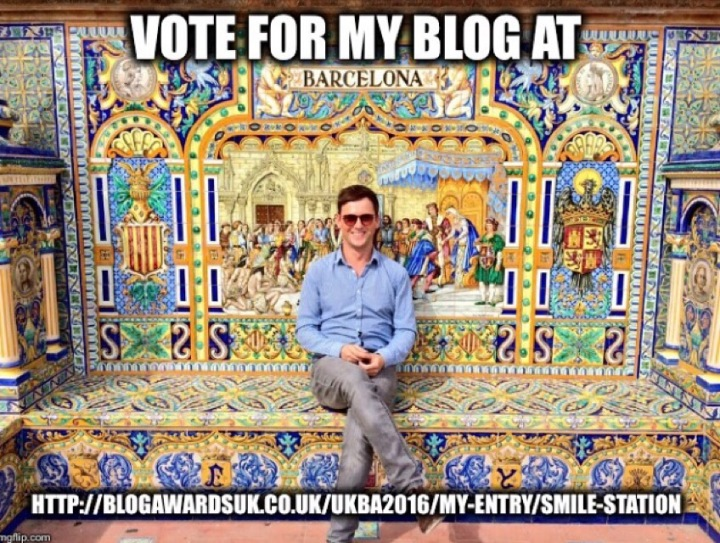 U.K. Blog Awards