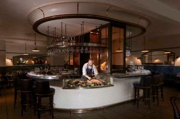 The Caledonian Brasserie Bar (c) 2016 Waldorf Astoria