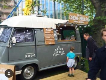 Creme Brulee Van