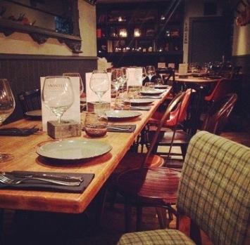 Restaurant (Instagram)