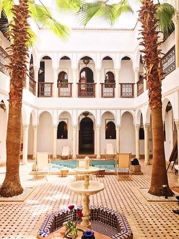 Riad Le Jardin D'Abdou – Marrakech