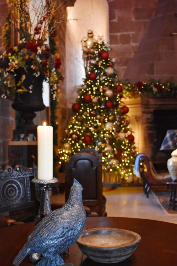 Festive season in the Great Hall