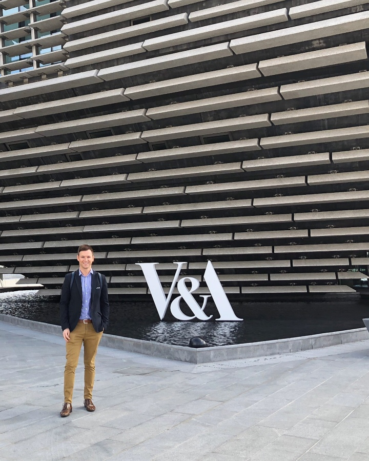 V&A Dundee Opens to the World