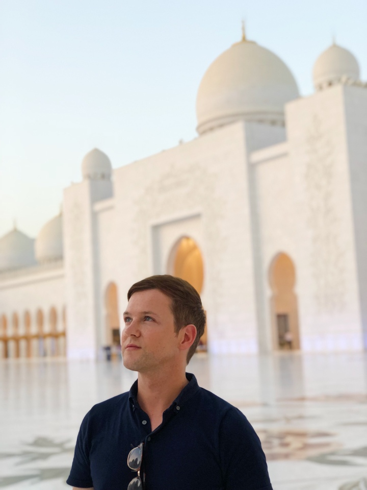 24 Hours in Abu Dhabi