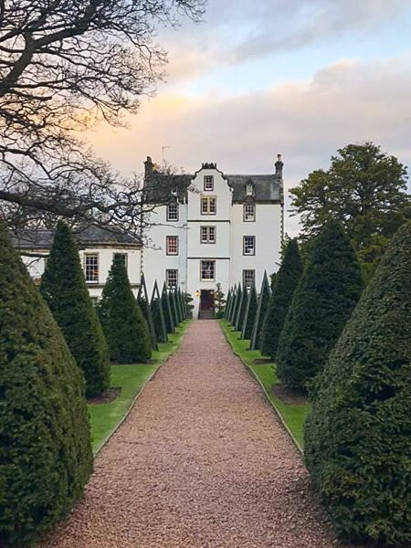 Prestonfield House – Rhubarb