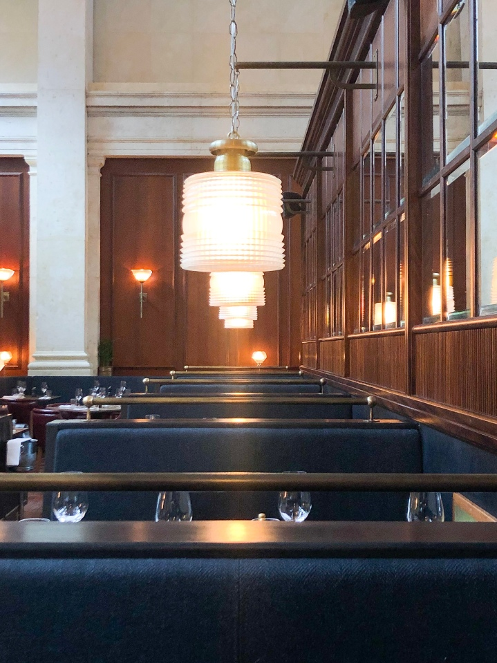 Hawksmoor Edinburgh – Lunch Review