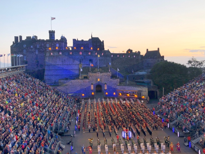 Edinburgh Festivals – 5 Festivals in 1 Day