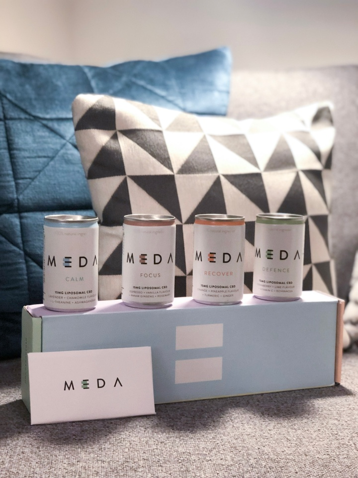 MEDAHUMAN – CBD DRINKS