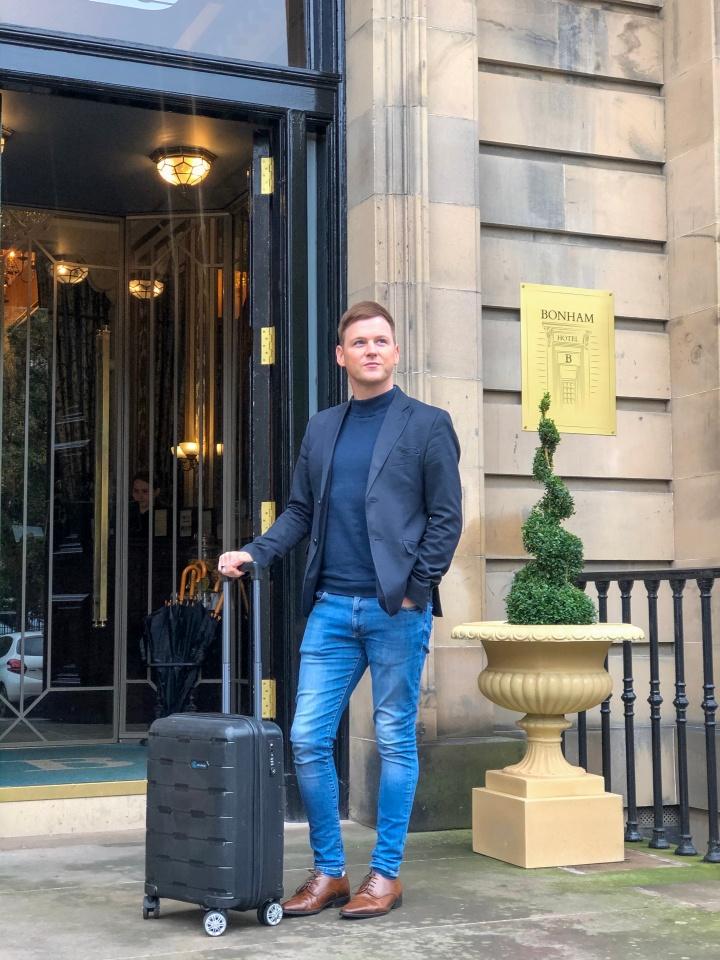 The Bonham Hotel –Edinburgh
