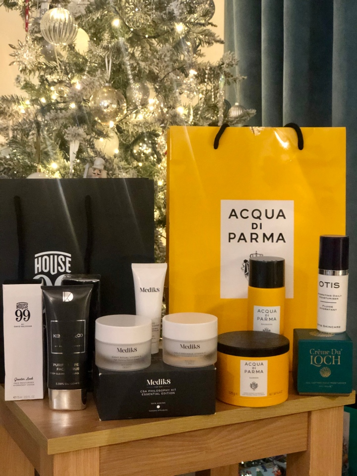 Christmas Gift Guide 2019 – Skincare Stocking Fillers forMen
