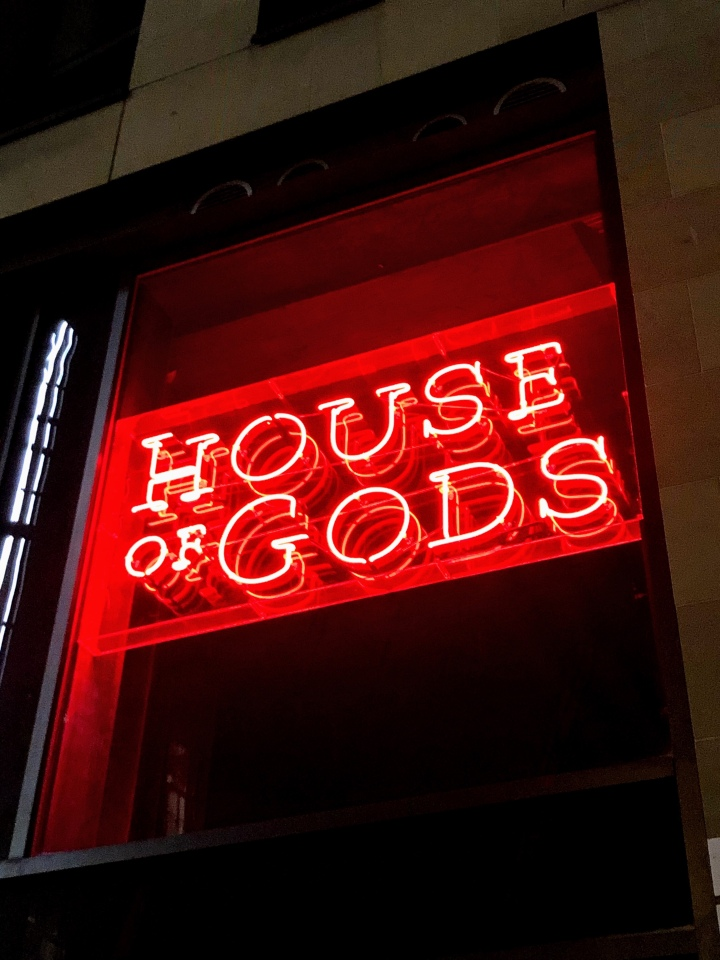 House of Gods