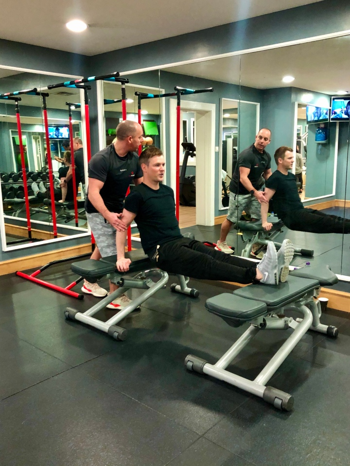 Will Power Personal Training – TheBalmoral