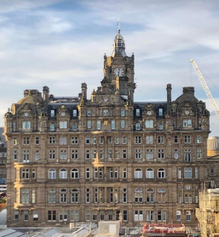 The Balmoral hotel – SpaFacilities