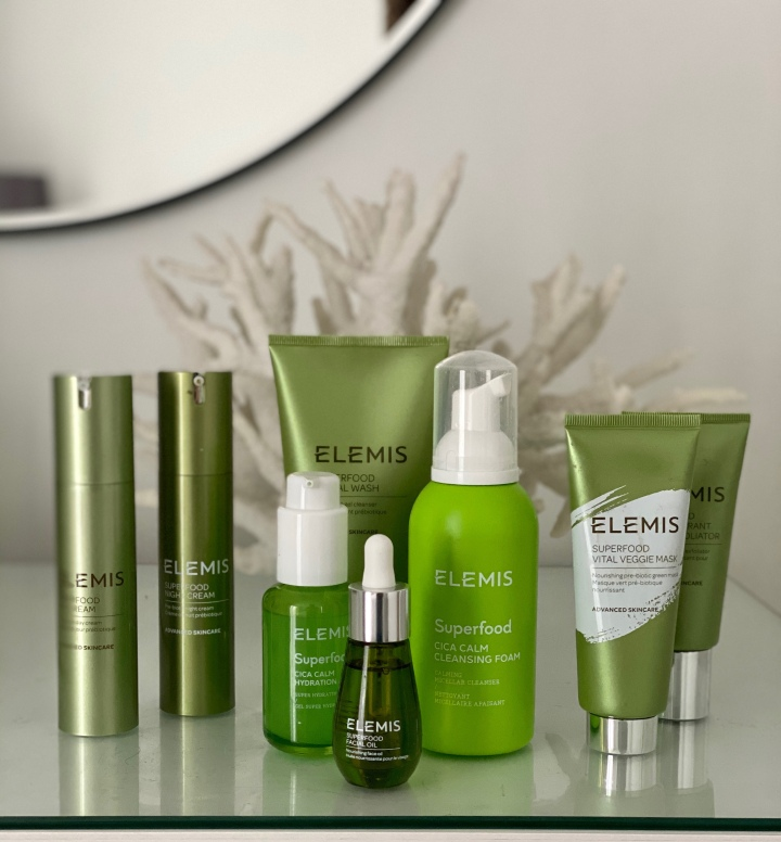 Elemis Superfood Home Facial