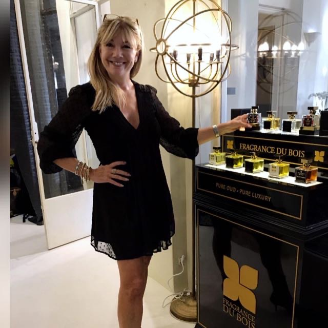 Nicola Parker – Brand Director of Fragrance Du Bois