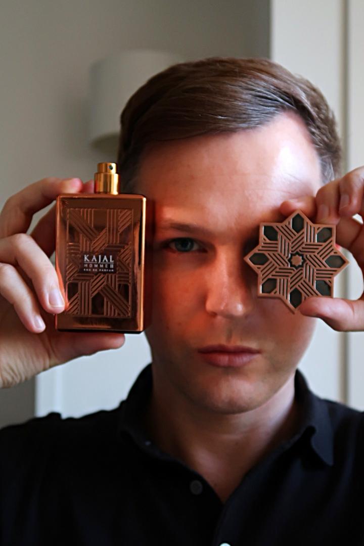 Kajal Perfumes Paris – Kajal HommeII