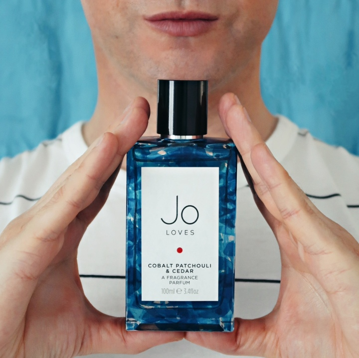 Jo Loves – Cobalt Patchouli &Cedar