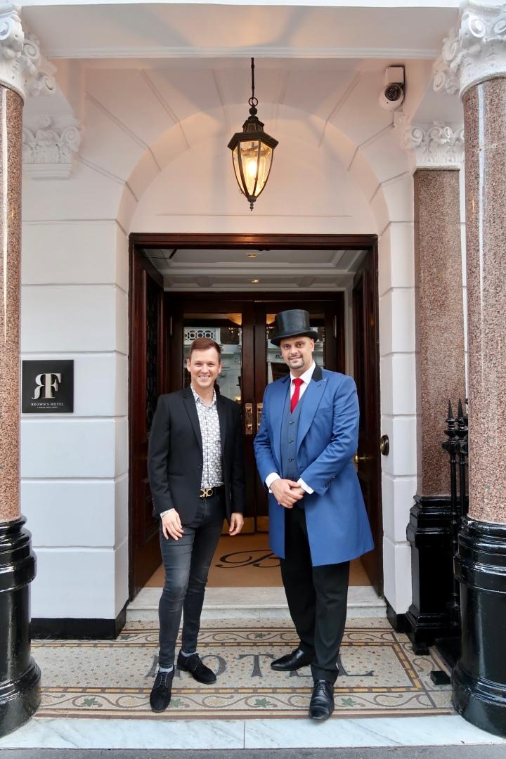 Brown's Hotel –London